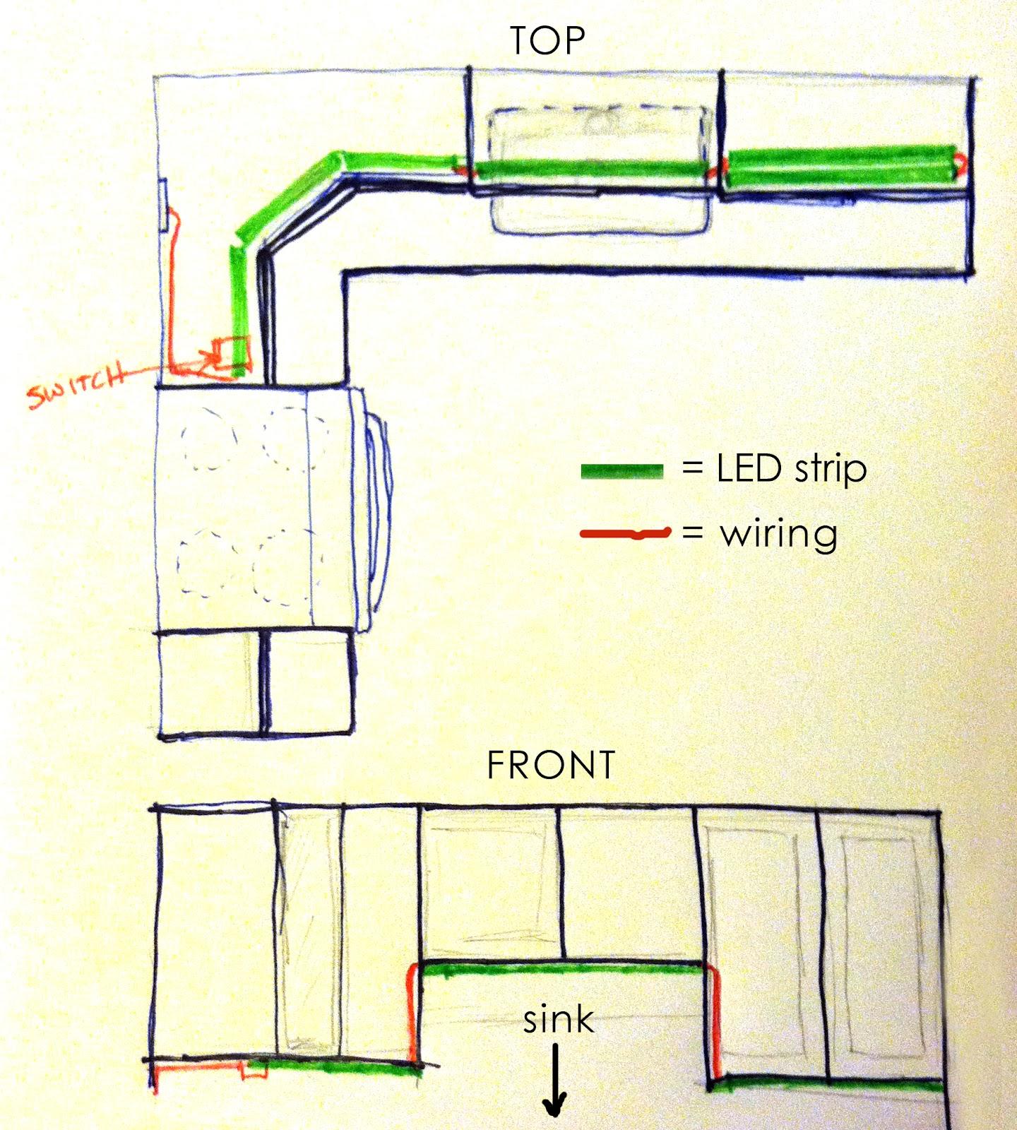 swingncocoa under cabinet lighting. Black Bedroom Furniture Sets. Home Design Ideas