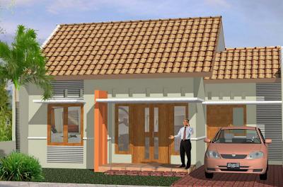 model tiang rumah minimalis
