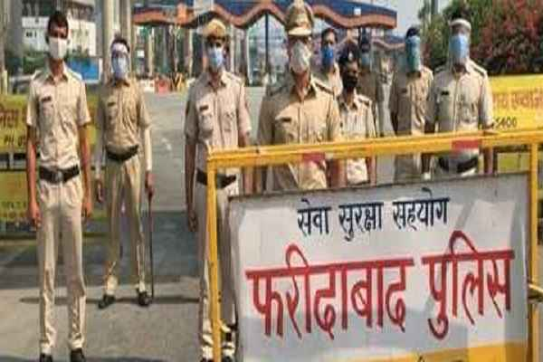 faridabad-traffic-police-route-advisory-for-3-july