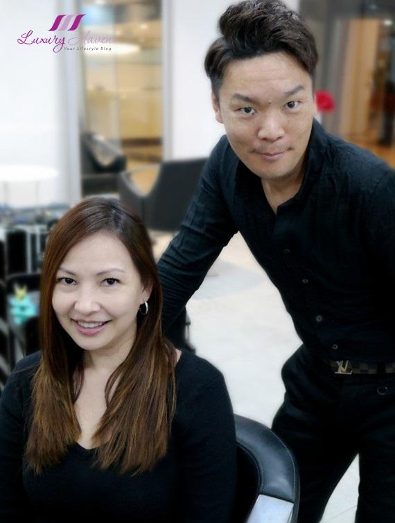 naoki yoshihara japanese hair salon review