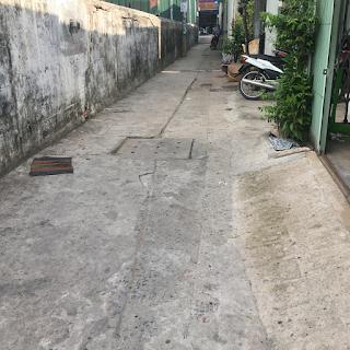 đường vào lô đất tỉnh lộ 10 phường tân tạo bình tân