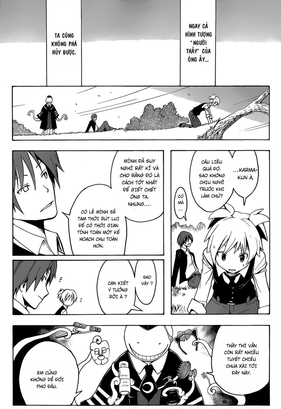 Ansatsu Kyoushitsu chap 6 trang 18