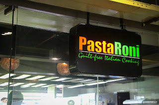 PastaRoni: Guilt-free Italian Cooking