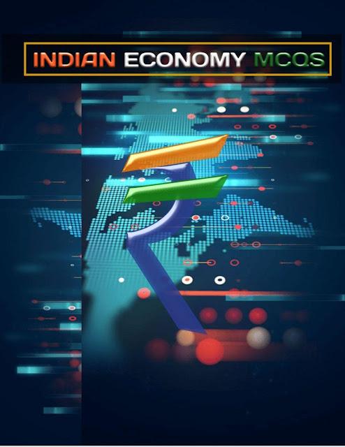 Indian Economy MCQS : For UPSC Exam Hindi PDF Book