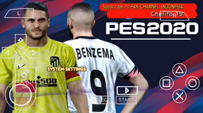 PES 2020 PPSSPP Android New Update Full Transfers & Kits 2021