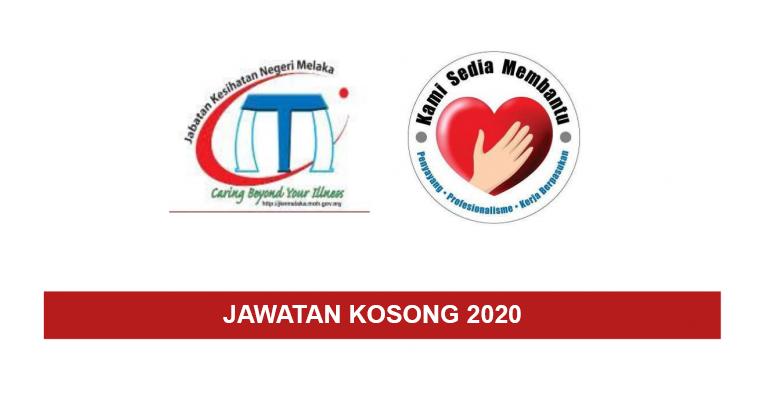 Jawatan Kosong di Jabatan Kesihatan Negeri Melaka
