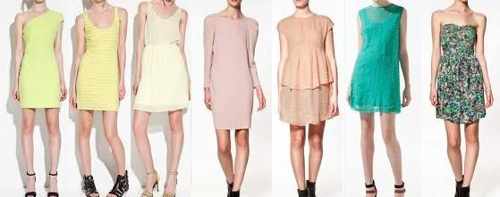 coleccion de vestidos de zara