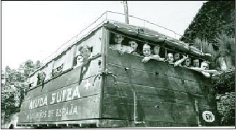 España, 1937; campo de experimentación para la 'ayuda internacional humanitaria'
