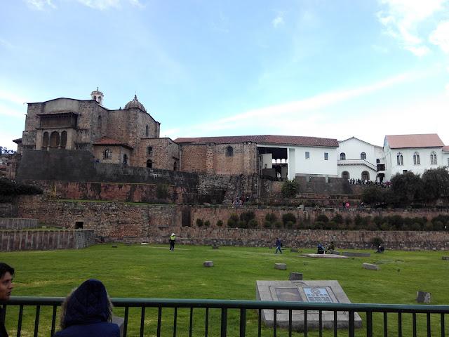 Coricancha, Cuzco