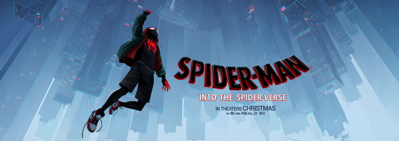 Spider-Man: Into the Spider-Verse - New Trailer