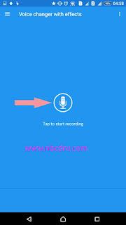 Cara Merubah Suara Jadi Suara Hantu Atau Alien Dengan Aplikasi Keren ini. Bisa Kirim Ke WhatsApp Juga