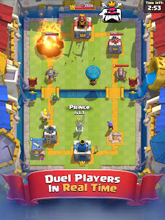 game play clash royale