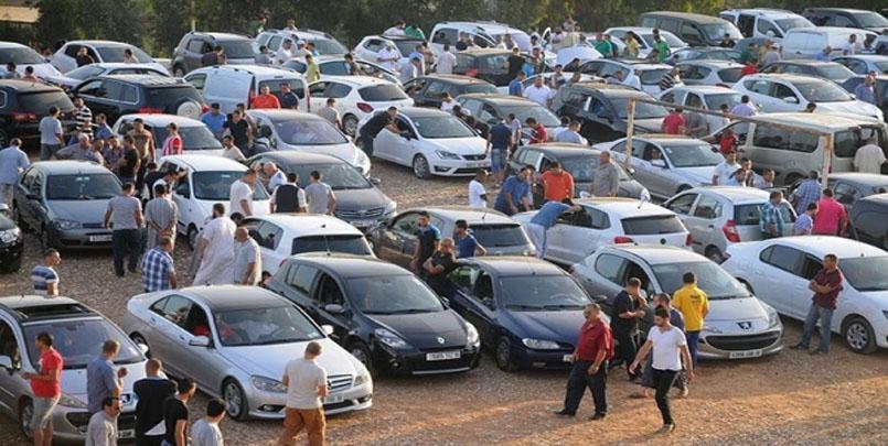 كل شيء عن سوق السيارات,جديد سوق السيارات : ركود غير مسبوق في سوق السيارات في الجزائر.Soug-Voiture-Vehicule