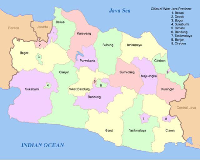 Indonesia Updates JAWA BARAT