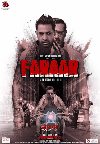Faraar (2015) Full Movie [Punjabi-DD5.1] 720p HDRip ESubs