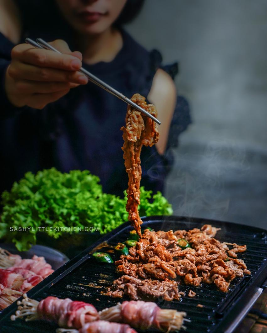 Resep Mudah Membuat Korean BBQ ala Resto di Rumah