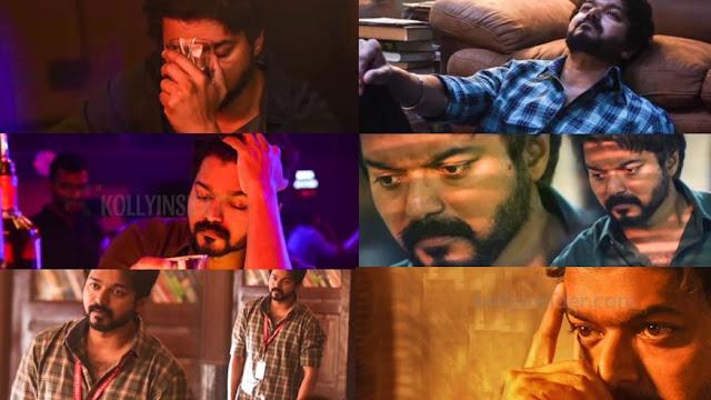 Vijay's 'Master' - 'Quit Pannuda' lyrical video