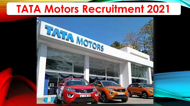 TATA Motors Recruitment 2021 – Various Safety Manager Post – Apply online