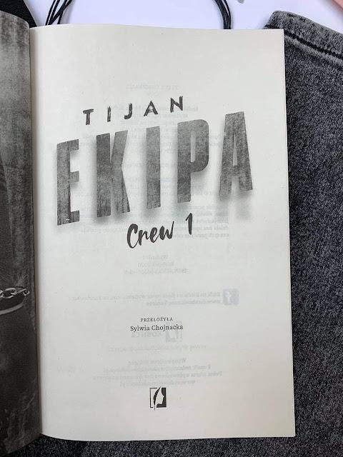 """""""Ekipa  Crew1"""" Tijan"""