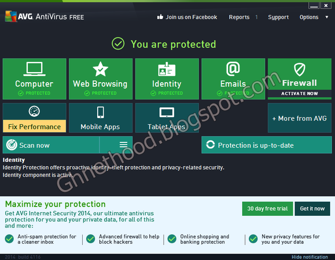avg antivirus slows computer