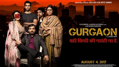 Gurgaon Full Movie Online