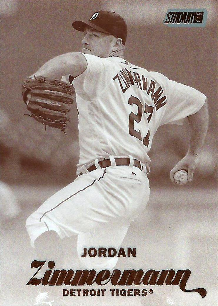 Too Many Verlanders 2019 Trade Package 3 Baseball Card
