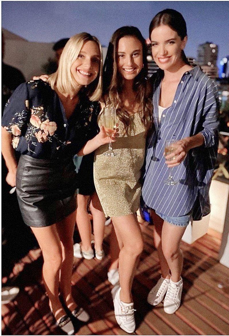 La desconocida amistad de estas tres conductoras de Chilevisión