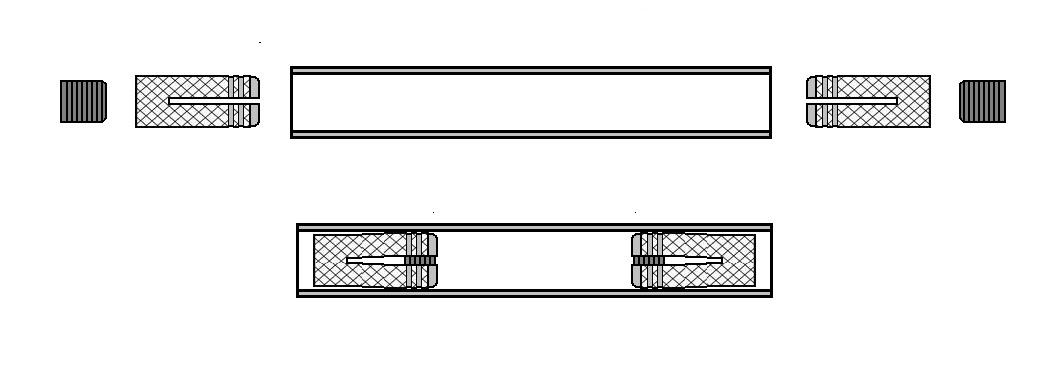 how to fix aluminium thread