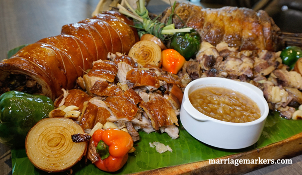 Vikings Buffet Bacolod October anniversary dishes - Bacolod Masskara Festival - Bacolod bloggers - food bloggers - Bacolod buffet restaurant - Bacolod restaurants - SM City Bacolod - lechon