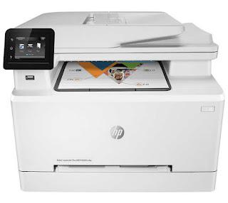 Download Driver HP Color LaserJet Pro MFP M281cdw