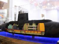 Indonesia Perkenalkan Konsep Kapal Selam Mini untuk Operasi Khusus