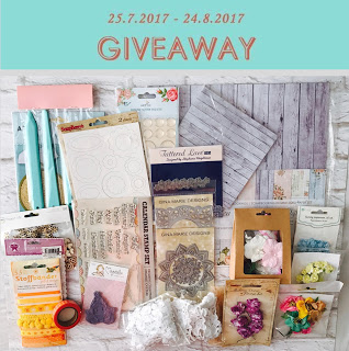 Birthday Giveaway from Anat Weksler до 24/08