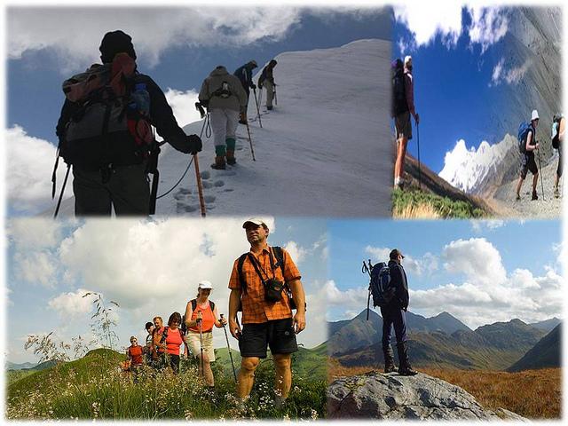 Trekking Helps Whole Body As Workout-Lots Of Other Benefits As Well - ట్రెక్కింగ్తో శరీరమంతటికి ప్రయోజనం