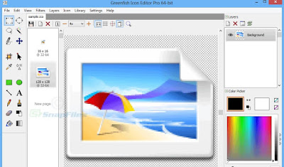 descarca Greenfish Icon Editor Pro