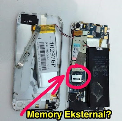 Perbedaan Iphone Alsi dan Iphone Palsu