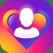 ikon Suka dan pengikut di Instagram