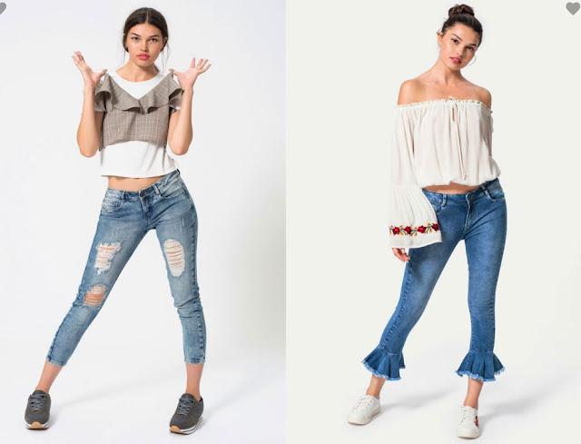 ropa jeans oechsle