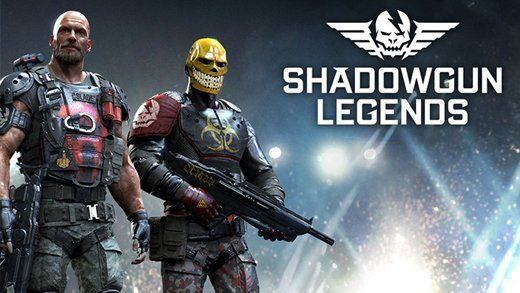 Shadowgun Legends v0.8.5 APK + OBB [Full]