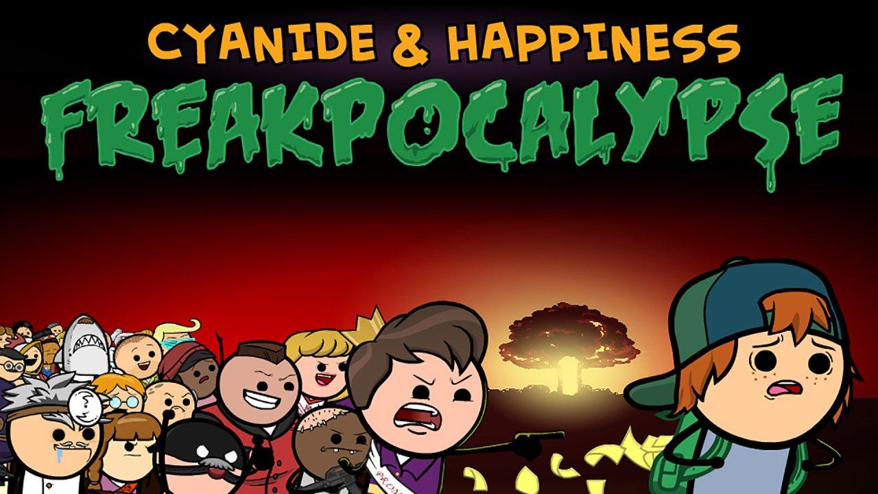 Cyanide & Happiness: Freakpocalypse Review