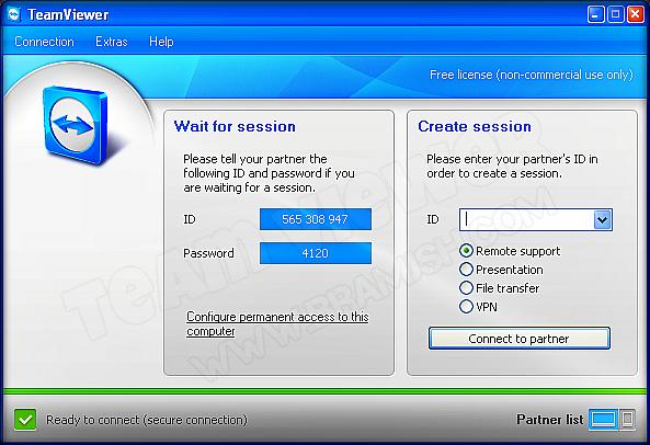 تحميل برنامج تيم فيور Download Team Viewer