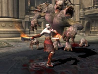 Download Game God of War 2 Portable For PC
