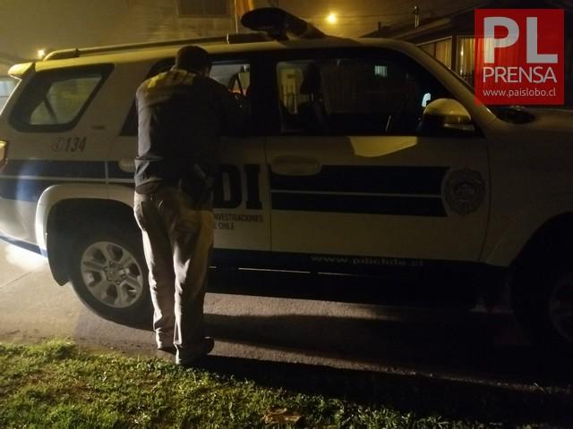 Osorno: Homicidio frustrado en Mirasur