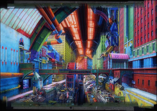 Metropolis, scene 12