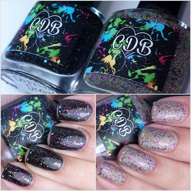 CDB Lacquer 1st Indie-versary Duo