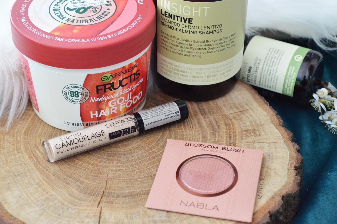 nowości kosmetyczne: naturalna pielęgnacja twarz i włosy