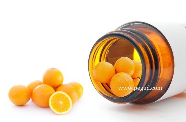Vitamin C dosis tinggi cegah penularan Covid-19
