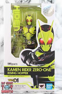 S.H. Figuarts Kamen Rider Zero-One Rising Hopper Box 01