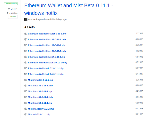 Install ethereum mist on ubuntu