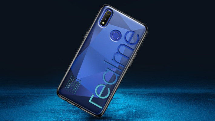 Realme 3 with dew-drop notch, Helio P70, 4230mAh battery