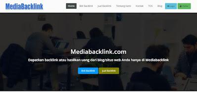 Mediabacklink Penyedia Jasa backlink Berkualitas